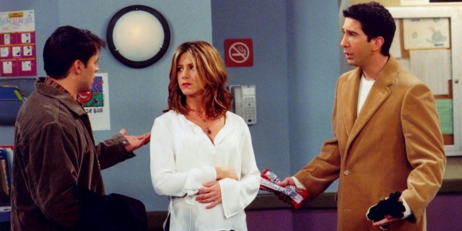 La pareja continuó hasta los primeros episodios de la décima temporada Foto:Getty Images