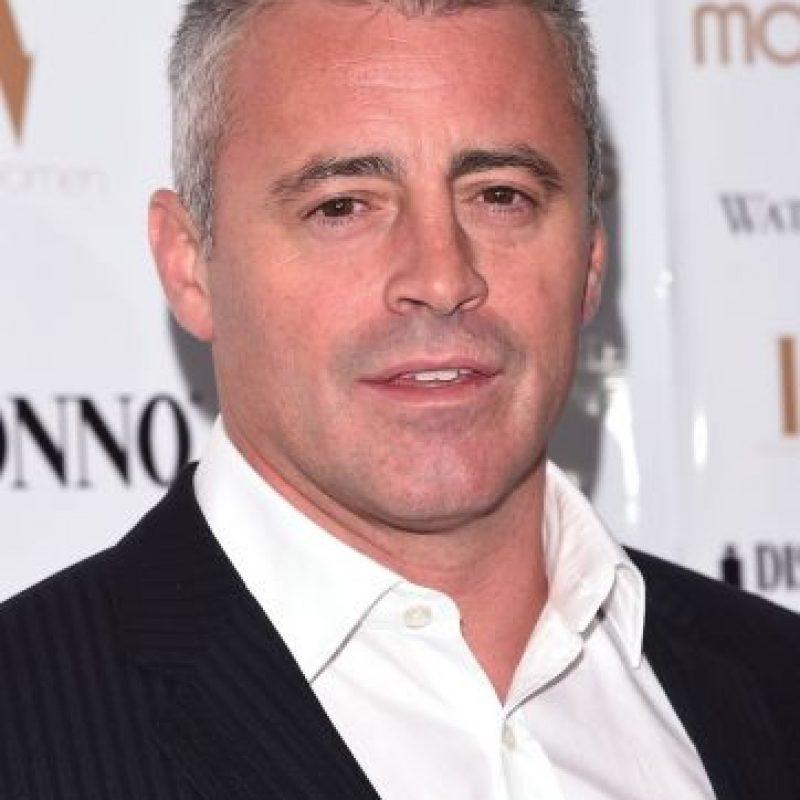 """Luego de """"Friends"""", lanzó un spin-off con su personaje """"Joey"""". Foto:Getty Images"""