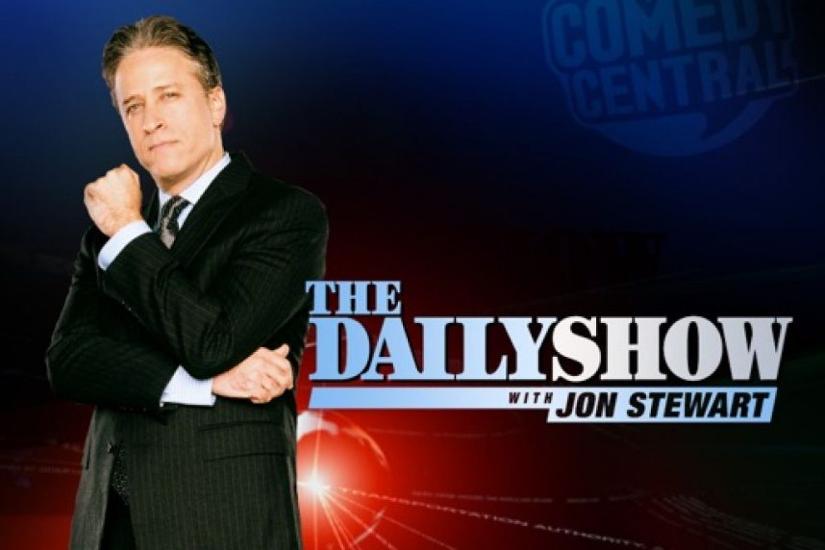 Foto: Facebook/The Daily Show With Jon Stewart