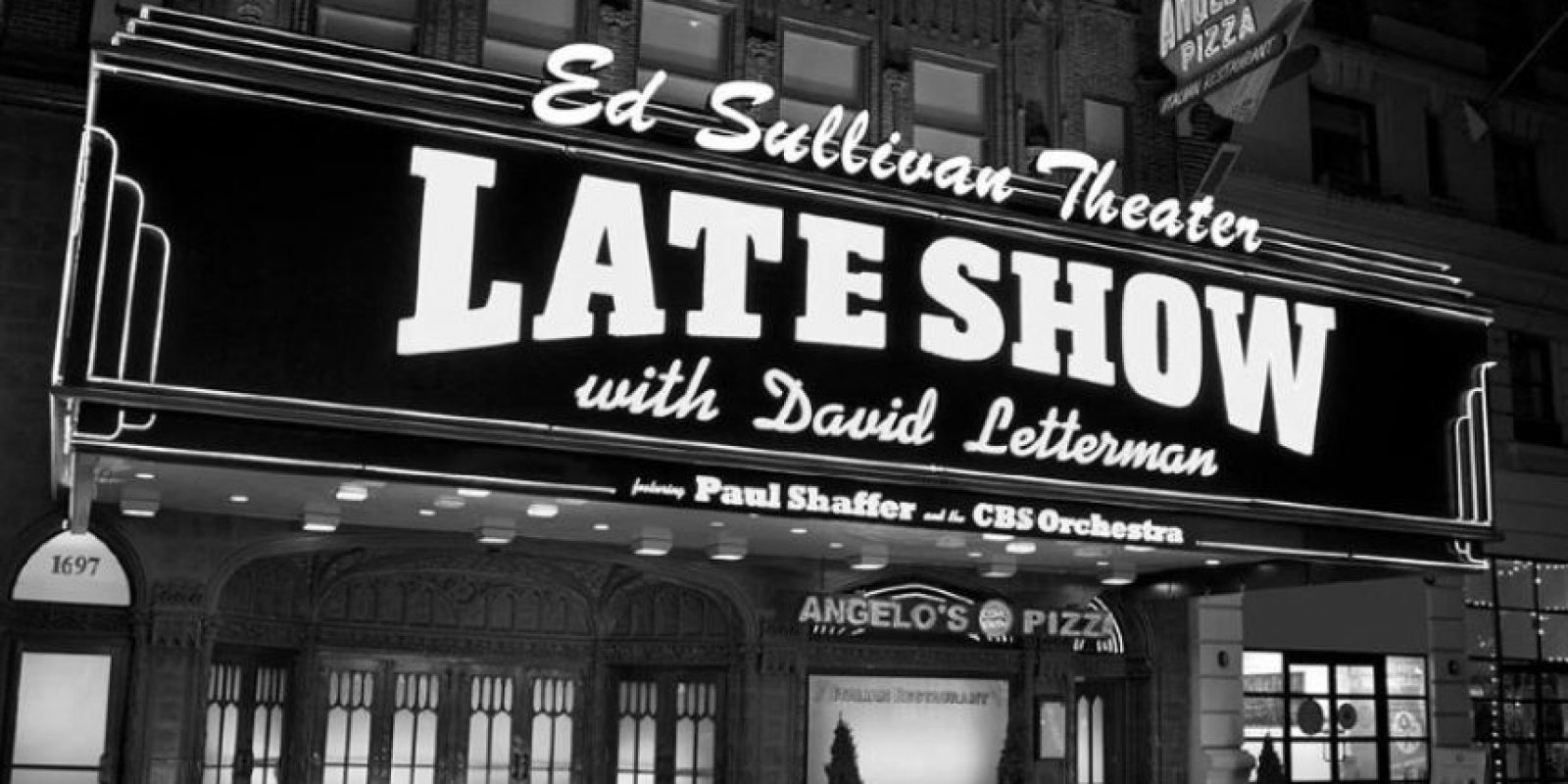 Foto: Facebook/The Late Show