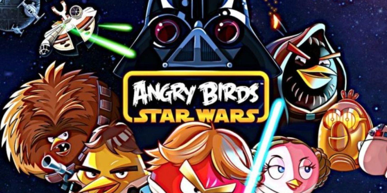 Angry Birds Star Wars (2012). Foto:Rovio