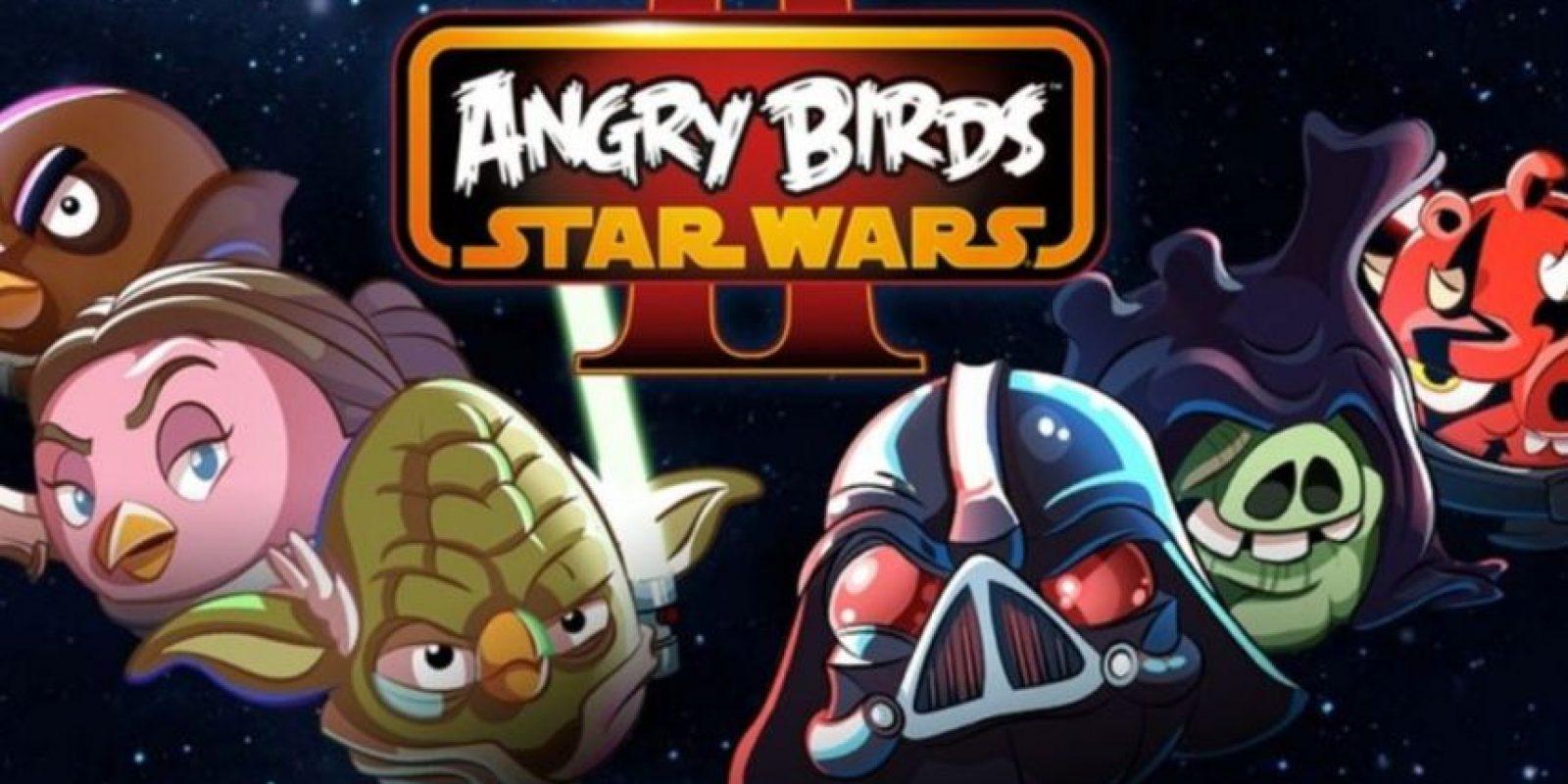Angry Birds Star Wars II (2013). Foto:Rovio