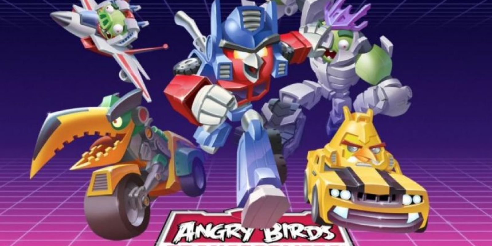 Angry Birds Transformers (2014). Foto:Rovio