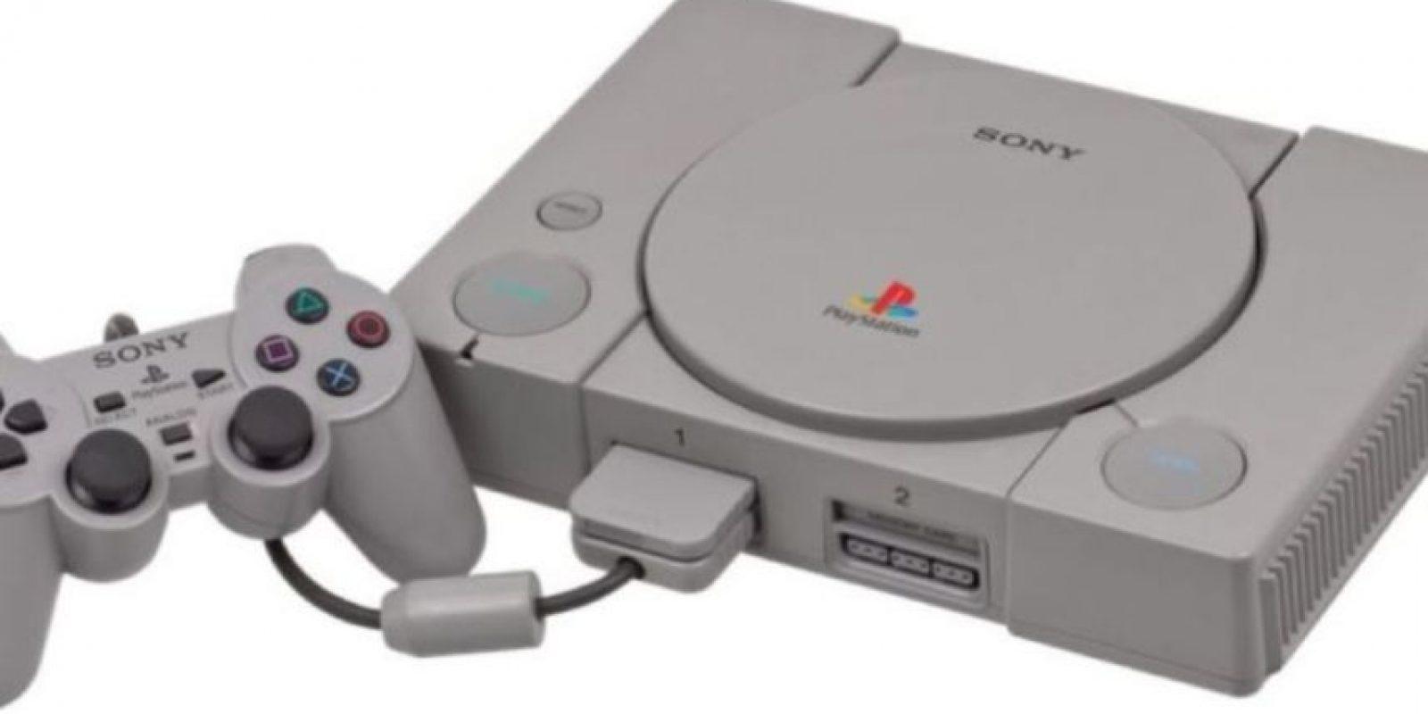 PlayStation (1994). Foto:Sony