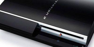 PlayStation 3 color negro. Foto:Sony