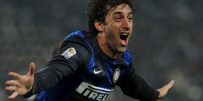 3. Diego Milito – 25 millones de euros Foto:Getty Images