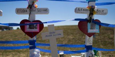 El atentado lo realizó en julio de 2012. Foto:Getty Images