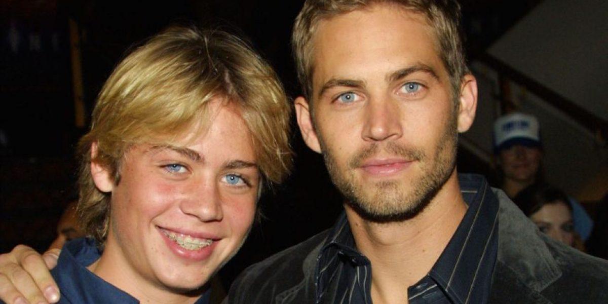Hermano de Paul Walker regresa al cine junto a Nicolas Cage