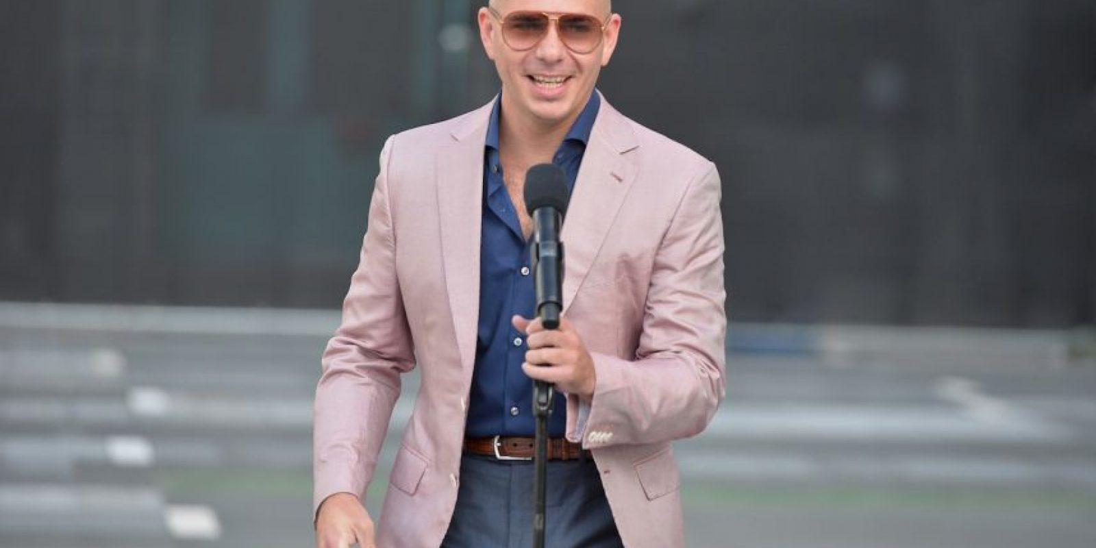 El rapero de origen cubano rompió relaciones con el magnate estadounidense. Foto:Getty Images