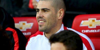 Pero Valdés no se quedó callado y pidió respeto. Foto:Getty Images