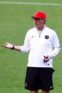 DT del París Saint-Germain, campeón de Francia Foto:Getty Images