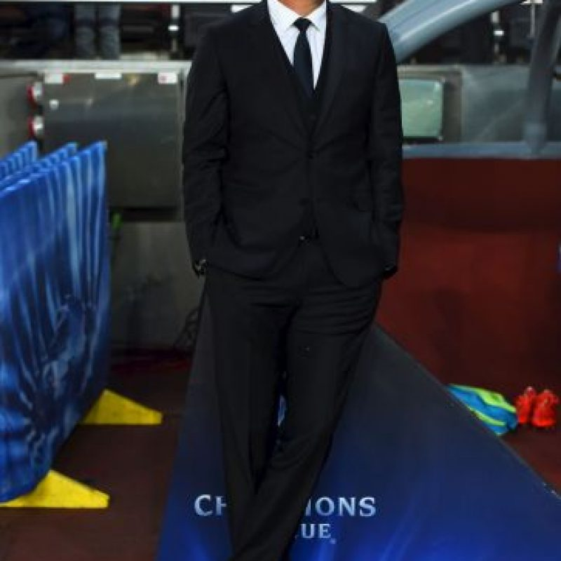 10. Laurent Blanc Foto: Getty Images
