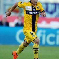 Pero fue adquirido por el club lombardo, luego de que Parma se declarara en quiebra Foto:Getty Images