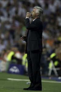 9. Carlo Ancelotti Foto: Getty Images