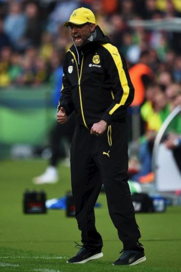 6. Jürgen Klopp Foto:Getty Images