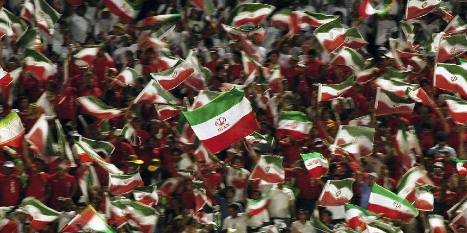 5. Iran Foto:Getty Images
