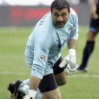 Tras pasar gran parte de su carrera en la Juventus y un año más en el Inter de Milán, Lazio apostó por él en el 2000, cuando tenía 30 años. Foto:Getty Images