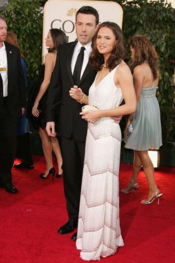 Sin embargo, ambos actores han sido fotografiados usando su anillo de matrimonio. Foto:Getty Images