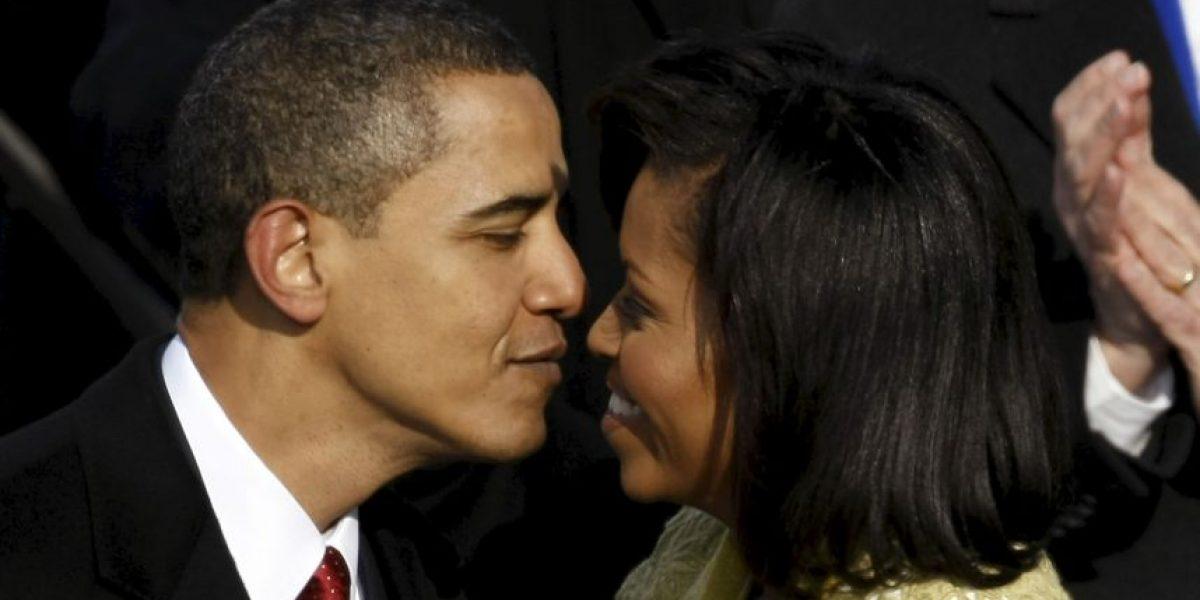 Filtran las primeras imágenes de la película sobre Michelle y Barack Obama