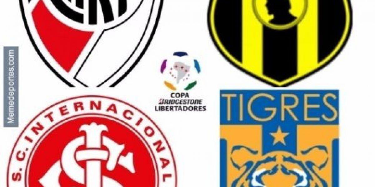 Las mejores burlas de la victoria de Inter sobre Tigres en las semis de la Libertadores