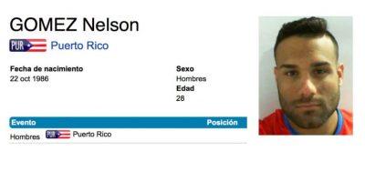 El beisbolista puertorriqueño dio positivo por el esteroide anabólico Boldenone Foto:Vía toronto2015.org