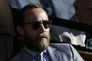 Se llama James William Middleton. Foto: vía Getty Images