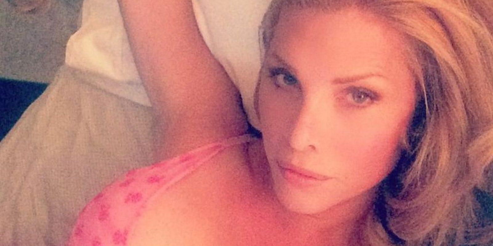 Ahí interpretó a la amante transexual de un fiscal general de Nueva York y candidato a senador Foto:Vía instagram.com/candiscayne/