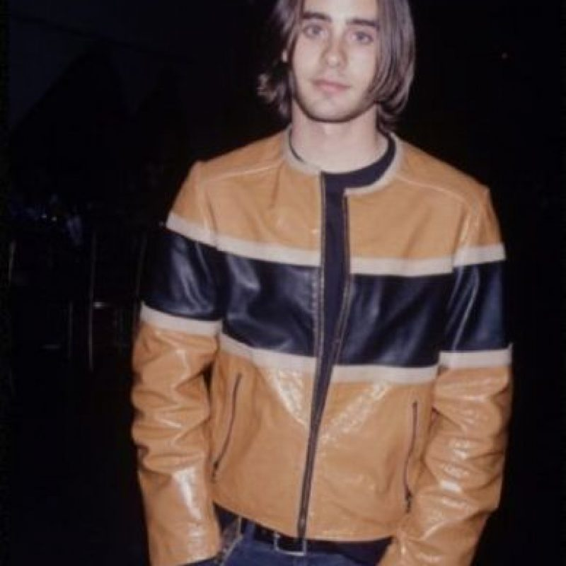 Jared Leto. Foto: vía Getty Images