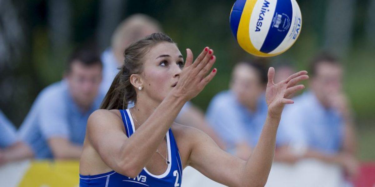FOTOS: 9 guapas jugadoras de voleibol de playa en los Panamericanos 2015