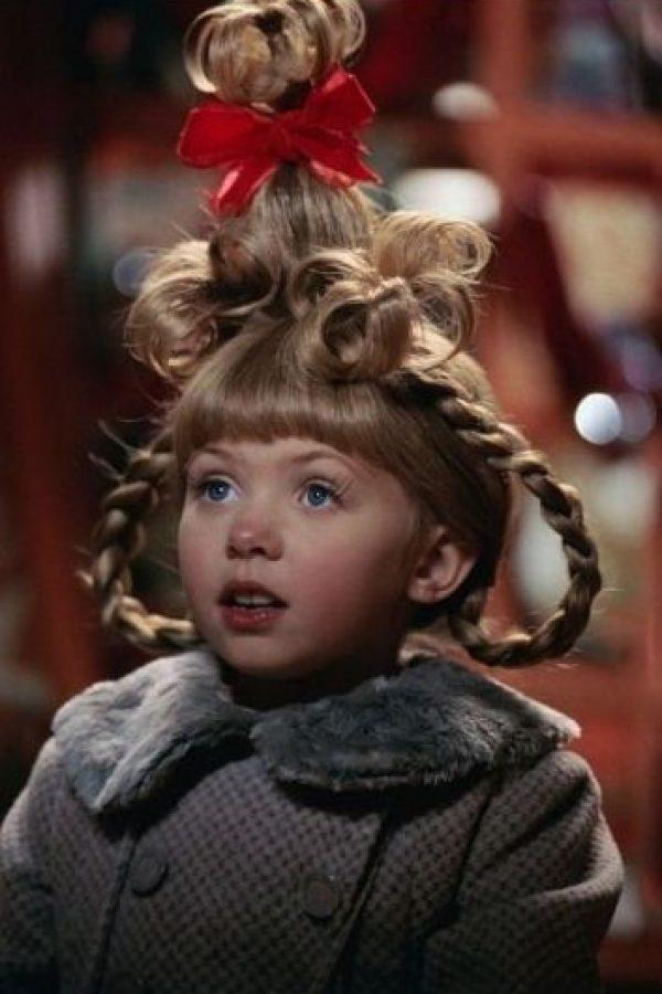 """En el año 2000 interpretó a la pequeña """"Cindy Lou"""". Foto:IMDB"""