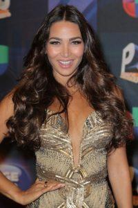 La actriz cubana fue una de las primeras en llegar al evento Foto:Getty Images