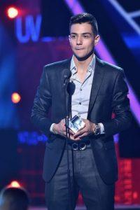 """El ganador de la categoría """"¡Síganme los buenos!"""" fue Luis Coronel. Foto:Getty Images"""