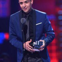 """En la categoría """"Mi Artista Regional Mexicano"""" el ganador fue para el estadounidense Luis Coronel. Foto:Getty Images"""