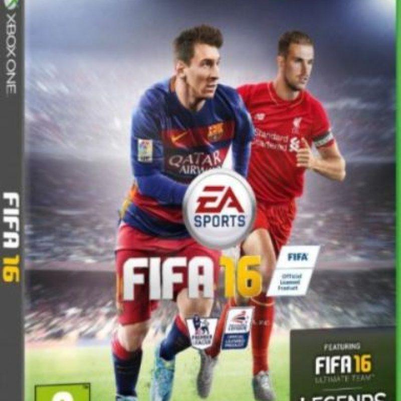 El futbolista Jordan Henderson acompañará a Leo Messi en la portada para Reino Unido, Foto:twitter.com/JHenderson
