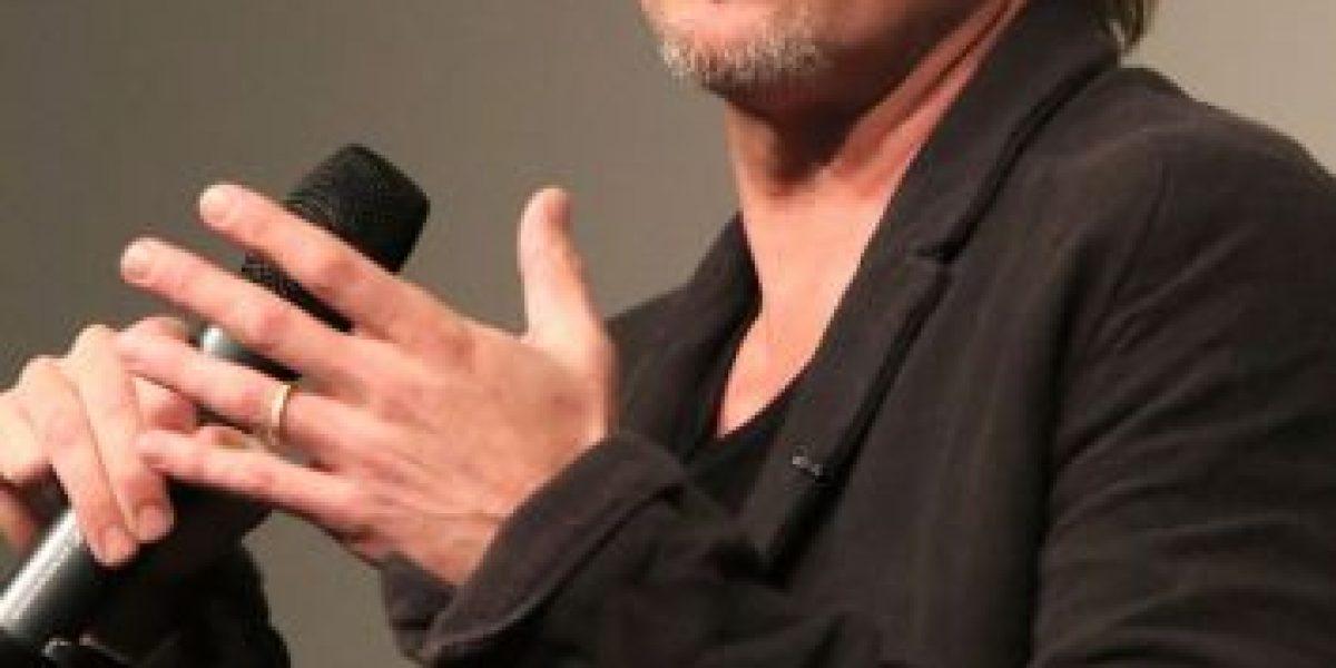 Brad Pitt pidió la liberación de las gallinas de supermercado
