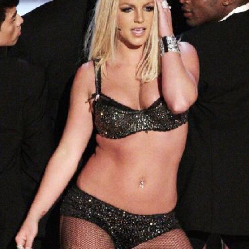 Britney también invirtió 2 mil 454 dólares en masajes y sesiones de spa. Foto:Getty Images