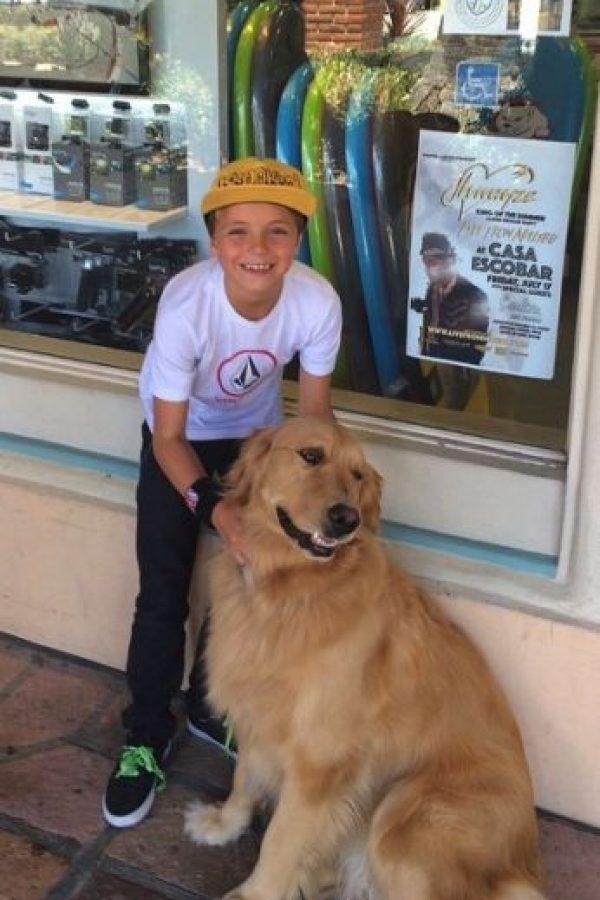 En cuanto a su mascota, gastó alrededor de 25 mil dólares. Foto:vía instagram.com/britneyspears