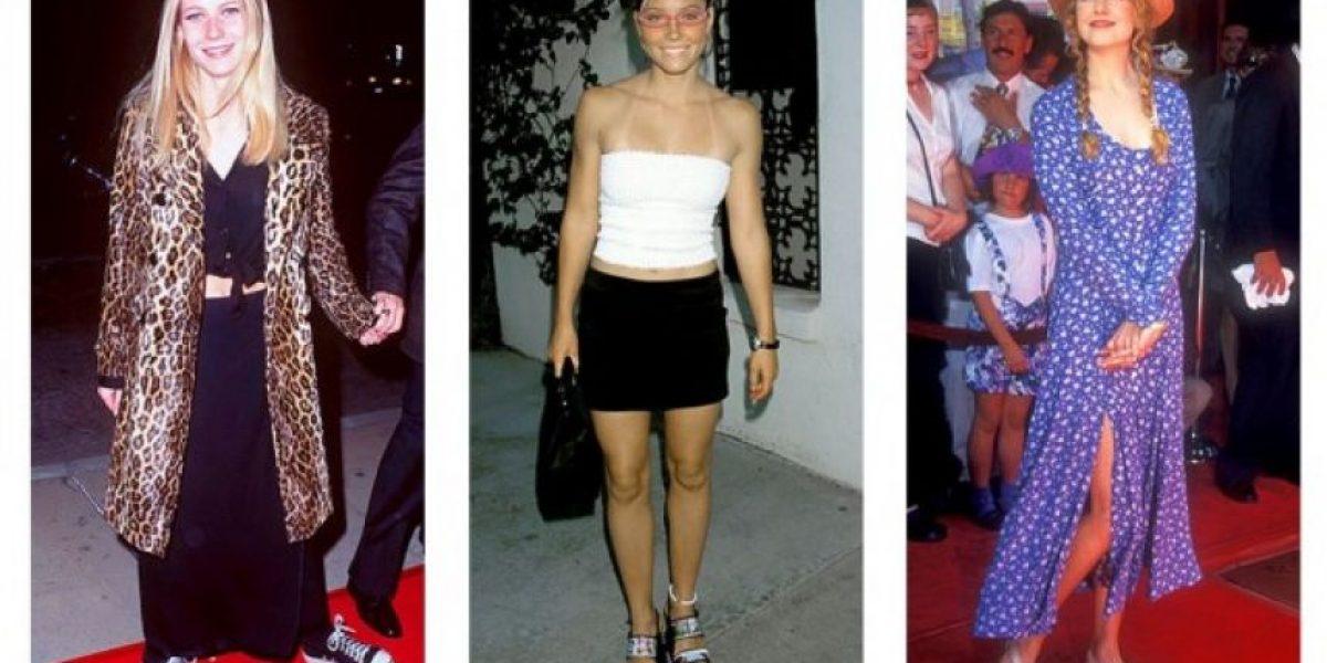 FOTOS. Famosas usaron esta moda hace 13 años y hoy se arrepienten