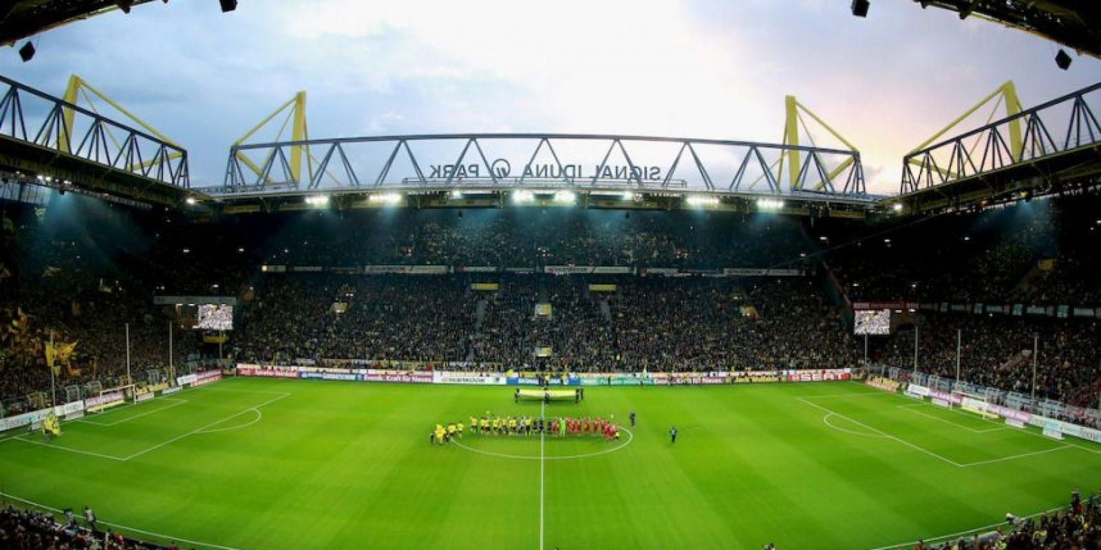 Signal Iduna Park (Dortmund, Alemania) Foto:Getty Images