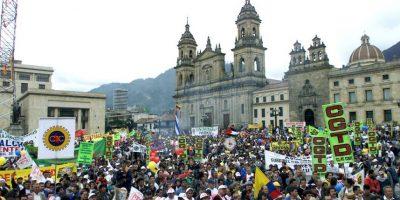 Colombia- Su calificación fue de 43.1. Foto:Getty Images