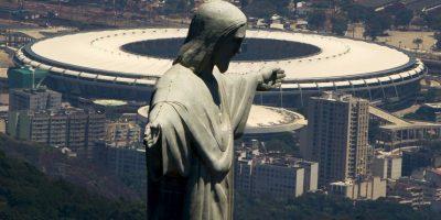 """Es la casa de la Selección de Brasil y Botafogo, Fluminense y Flamengo del """"Brasileirao"""". Foto:Getty Images"""
