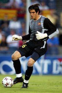 """Durante cinco temporadas ganó el """"Premio Zamora"""" que se otorga al portero menos goleado de cada campaña. Foto:Getty Images"""