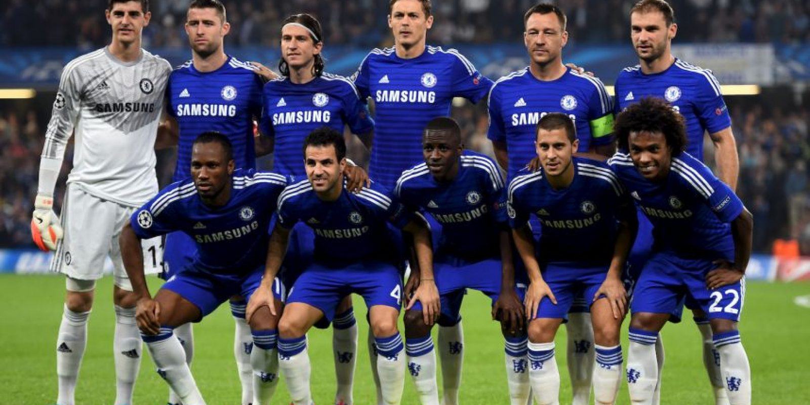 4. Chelsea (Premier League) Foto: Getty Images
