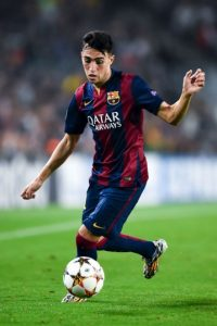 6. Munir El Haddadi (España) Foto:Getty Images