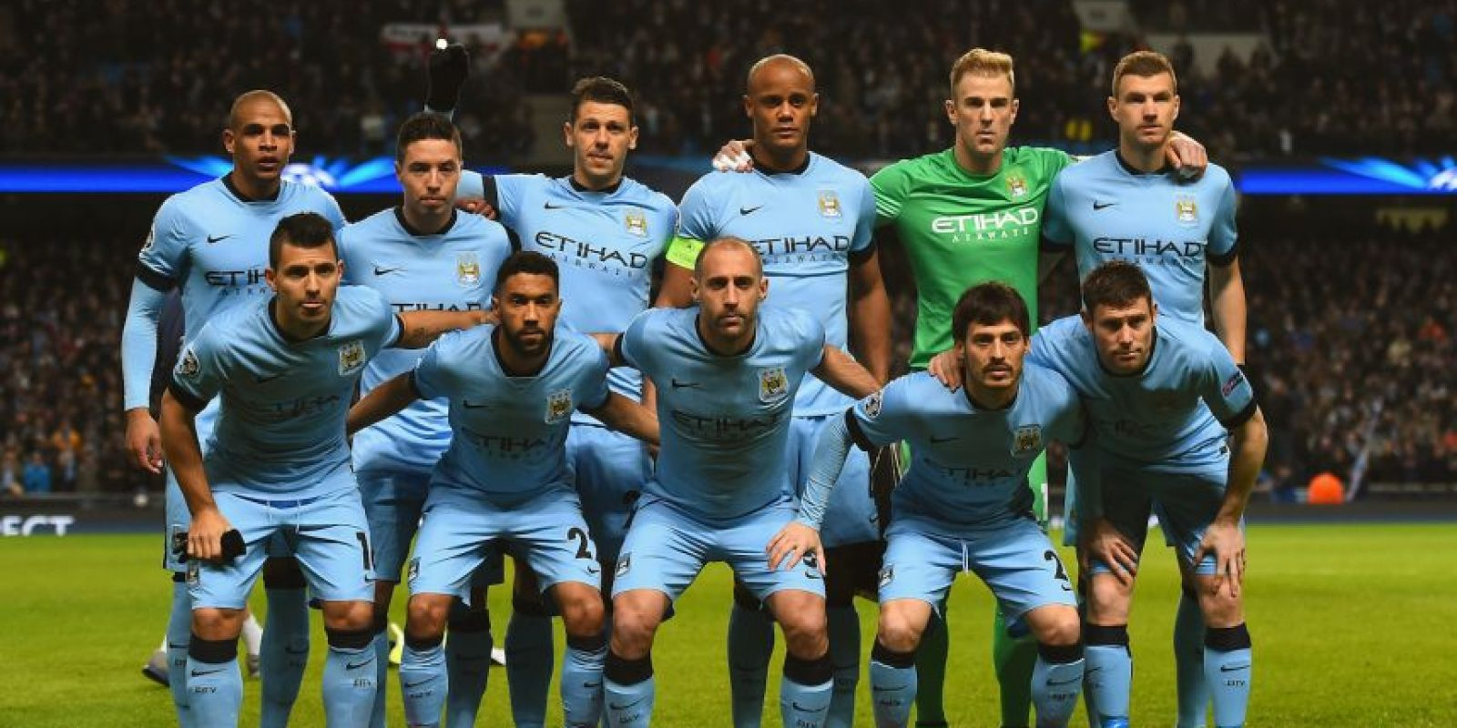 10. Manchester City (Premier League) Foto: Getty Images