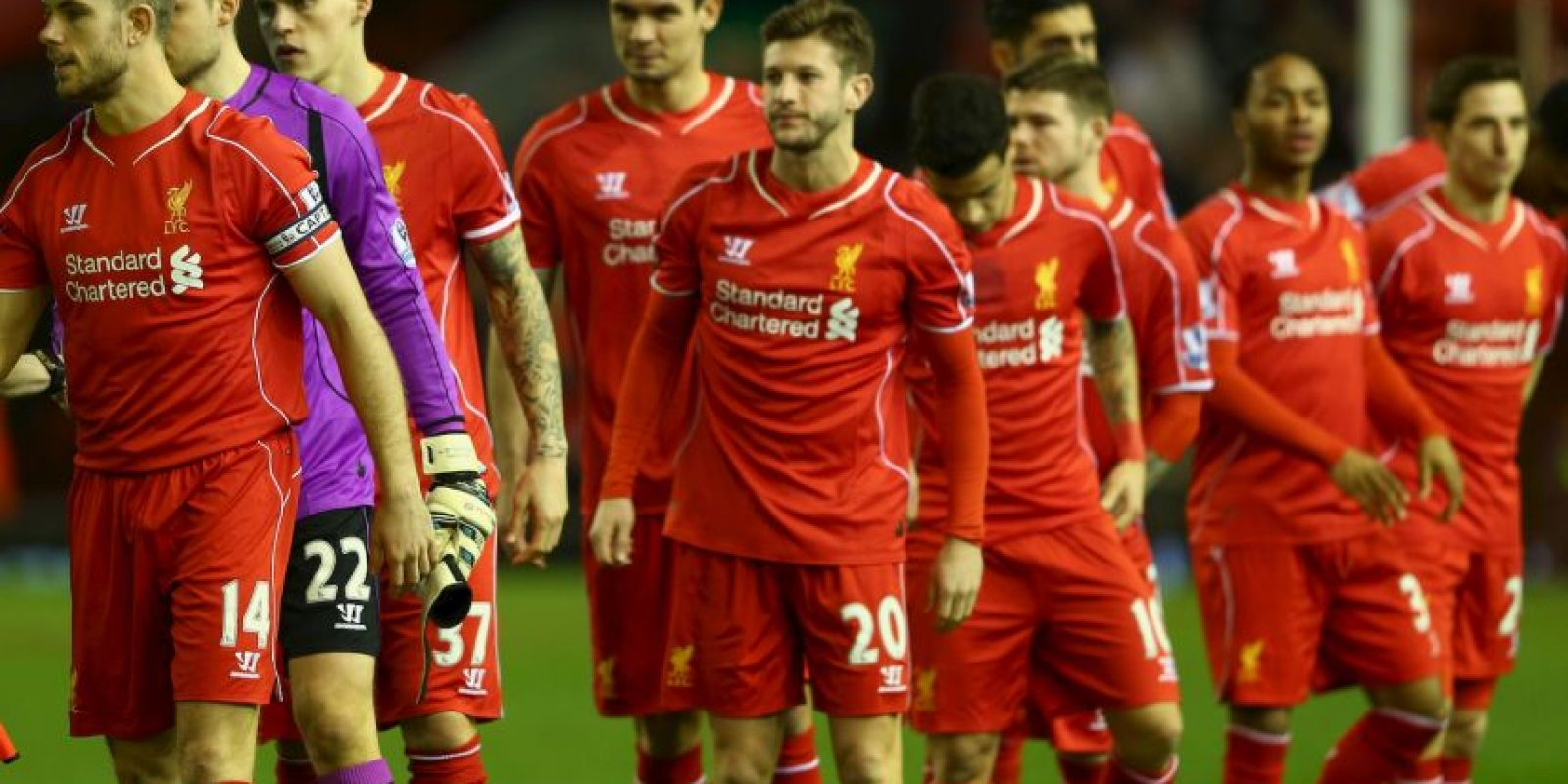7. Liverpool (Premier League) Foto: Getty Images
