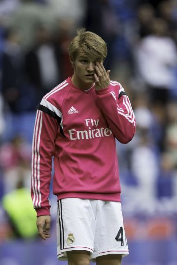 7. Martin Odegaard (Noruega) Foto: Getty Images
