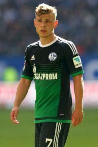 Milita en el Schalke 04 de la Bundesliga y sólo tiene 19 años. Foto:Getty Images