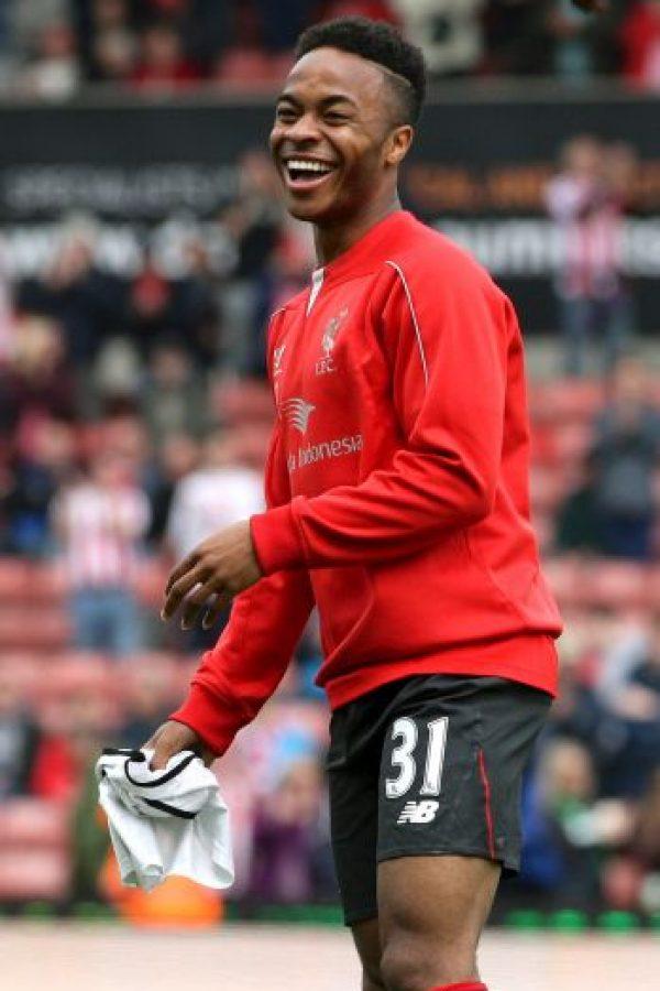 Este mediocampista de 20 años se convirtió en el futbolista inglés más caro de la historia cuando Manchester City lo compró por 68 millones de dólares. Foto:Getty Images