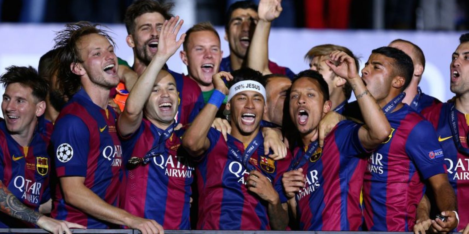 1. Barcelona (La Liga) Foto: Getty Images